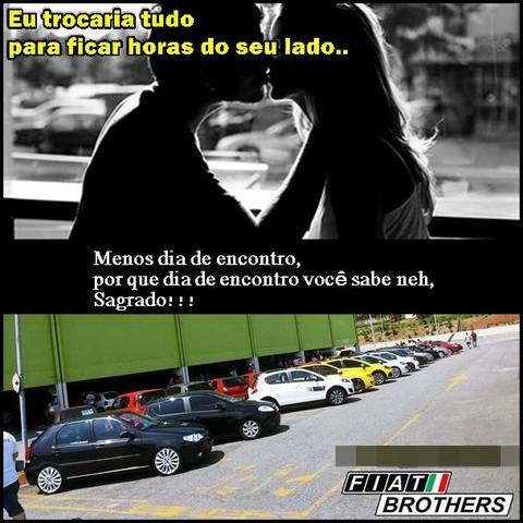 Fiat in Brasile - Pagina 5 Raduno