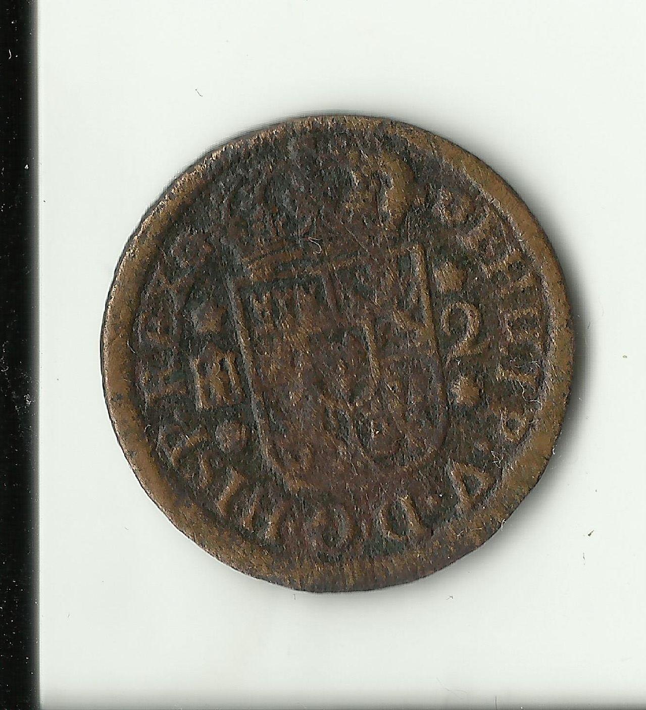 2 maravedís Felipe V, Segovia. 1746. 2_maravedis_phillip_v