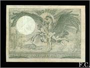 100 Pesetas 1903 (EL FOGONERO) 9rev_copy