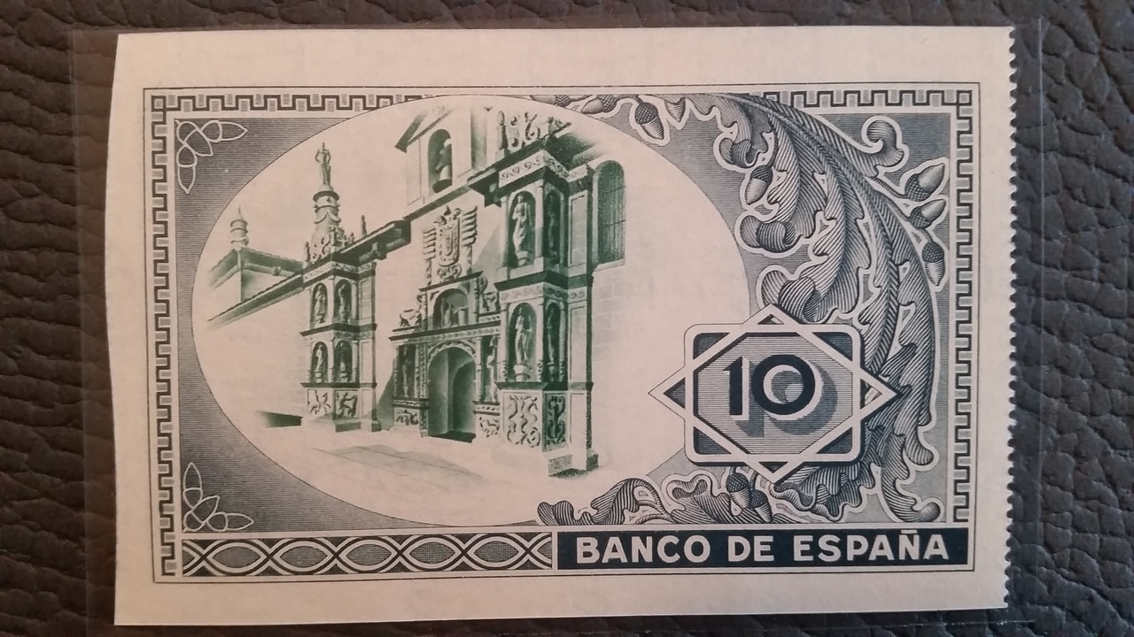 Colección de billetes españoles, sin serie o serie A de Sefcor pendientes de graduar - Página 2 20161217_115251