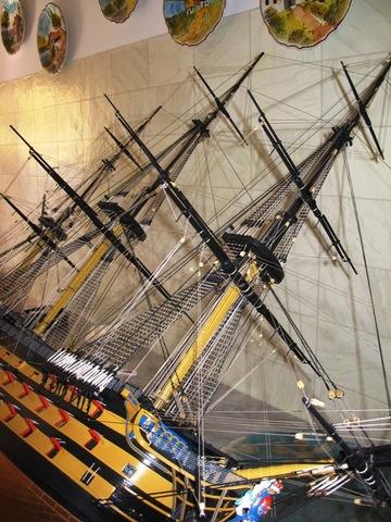 royal - I miei lavori terminati: Corazzata Bismarck, Soleil Royal, Victory. Image