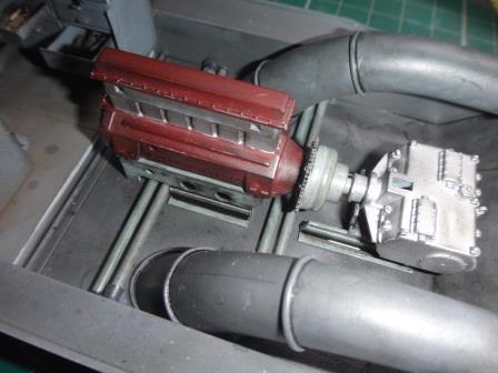 МТП на базе БТР-50ПК ГОТОВО - Страница 3 DSC00960