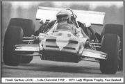 Tasman series from 1971 Formula 5000  71wig31