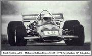 Tasman series from 1971 Formula 5000  71puk10