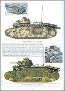 Камуфляж французских танков B1  и B1 bis 052