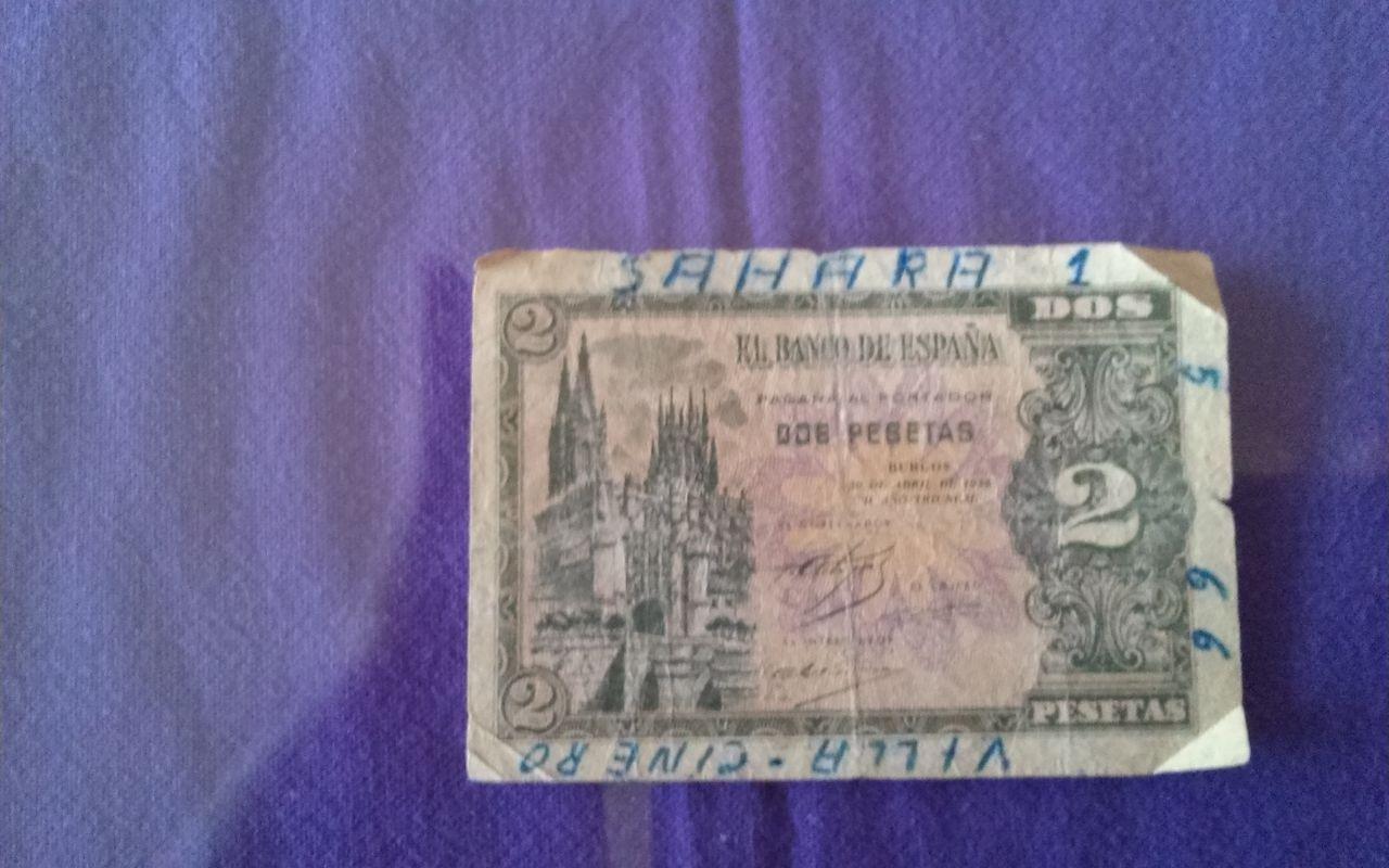2 pesetas de 1938 1411059138881