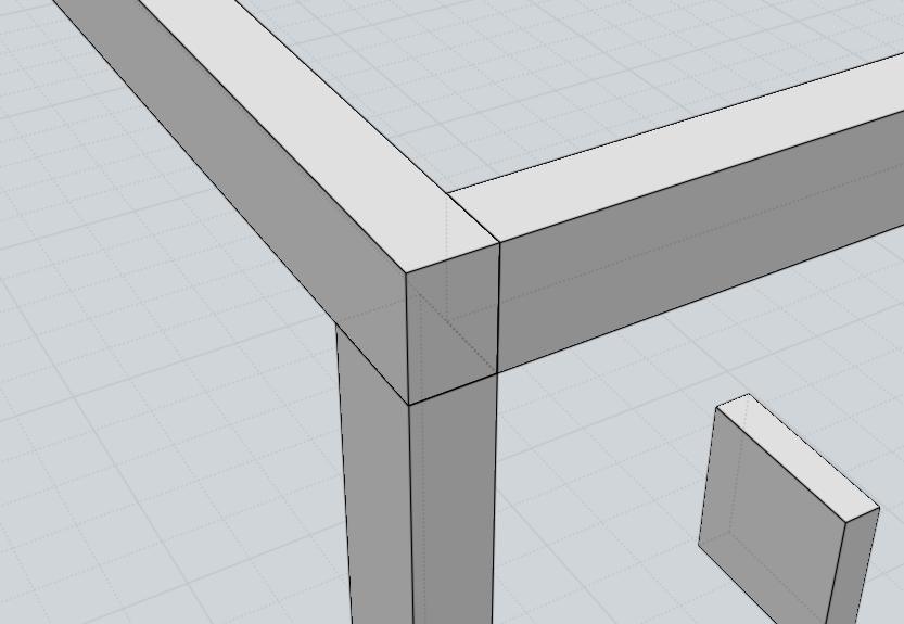 Quel assemblage pour angle de chassis ?  Assemblage