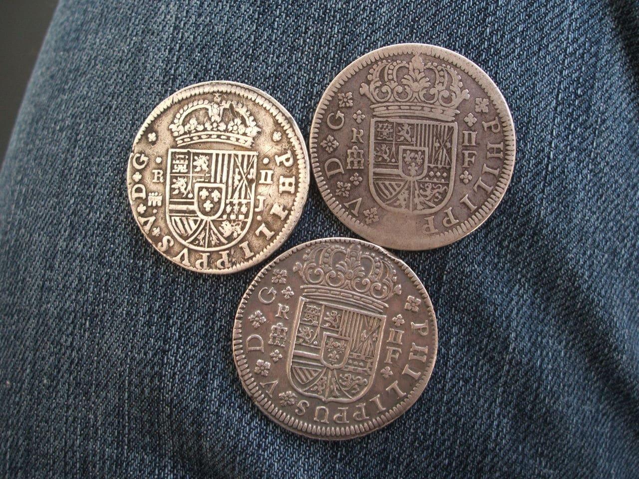 2 reales de 1722. Felipe V, Segovia 034
