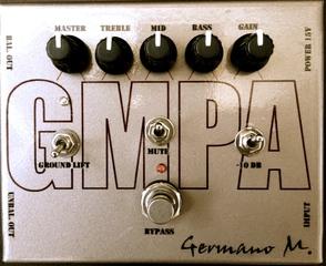 Germano M. FUSION Bass Preamp/DI no Fender Bullet Bass (Ajustes) - Página 2 GMPA
