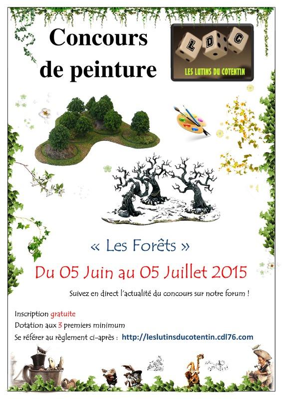 Premier concours de peinture proposé par les Lutins du Cotentn Pub_concours_de_peinture_FINALc_Page_1