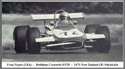 Tasman series from 1971 Formula 5000  71puk72