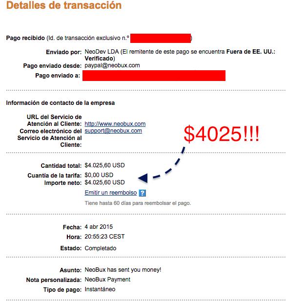 Formas de ganar dinero por Internet desde casa Paypal