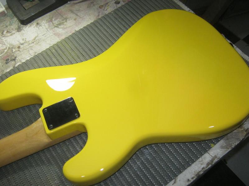 Precision Bass Amarelo (Já vi um por aqui :-P) - Finalizado IMG_2664