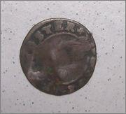 Moneda de Cobre Para Identificar A_Identificar_A