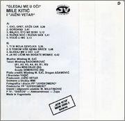 Mile Kitic - Diskografija Mile_Kitic_1991_Kas_Unutrasnja