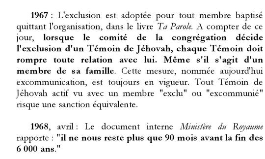 Les Absurdités du christianisme des Témoins de jéhovah - Page 2 113