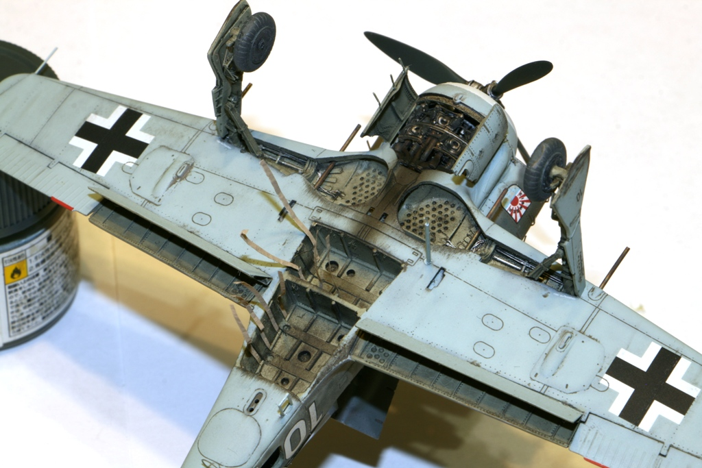 Focke Wulf Fw190A-8 Eduard 1/72 IMG_5180