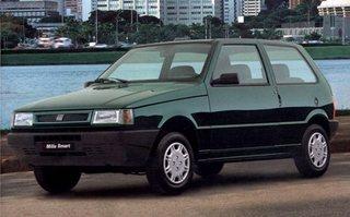 Auto Storiche in Brasile - FIAT Mille_smart_1999