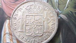 Los 8 Reales de Fernando VII en Guatemala SAM_0993