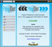PingOut 5 - Otimizador para Servidores. Baixe gratuitamente! Ping_Out_Information