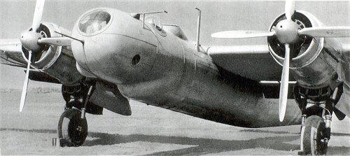 Junkers Ju-86 101269