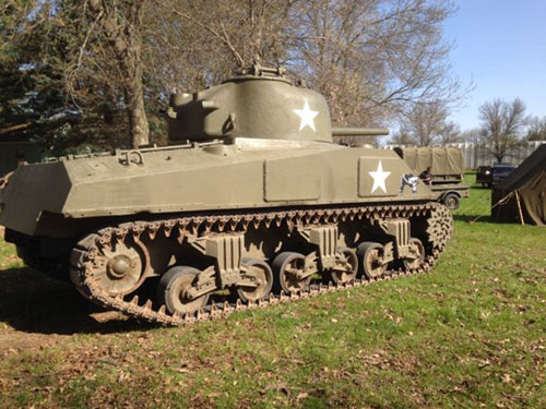 War Pigs (Comando War Pigs) 2015 Tanque