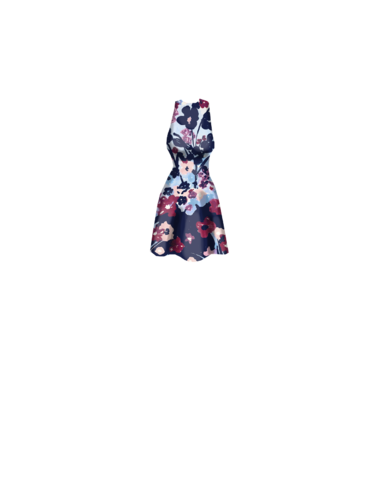 Fashion Floral_dress