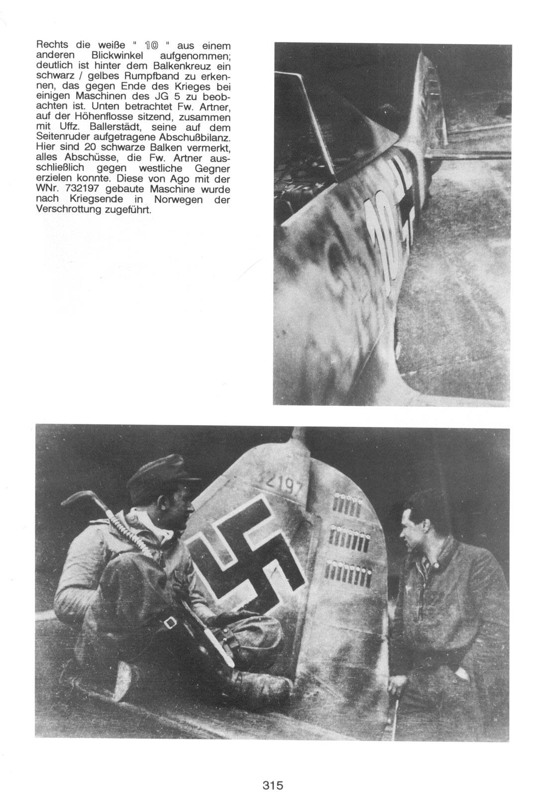 Focke Wulf Fw190A-8 Eduard 1/72 315