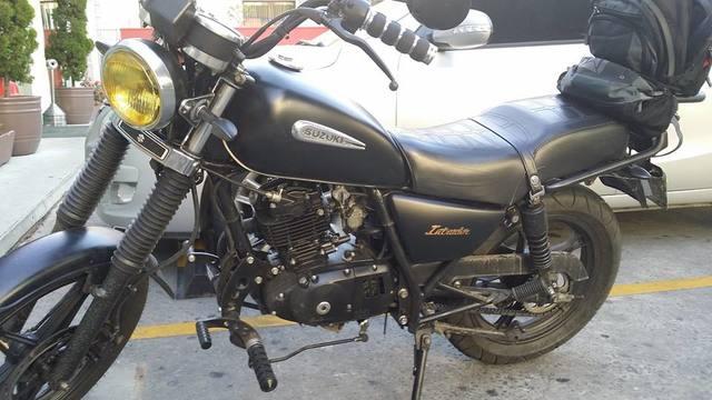 Project Wanda: Minha Intruder 125 cc Wanda_yellow