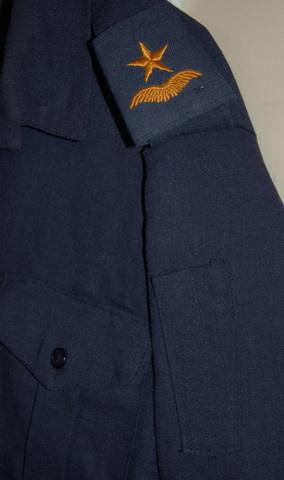 Iraqi Air Force Uniform  DSC01715