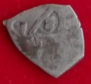 1/2 real , de Carlos II ceca de México  CIMG5911