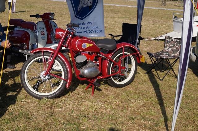 Veteran Car Club a Florianopolis Motorbike_vintage