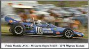 Tasman series from 1971 Formula 5000  71wig10