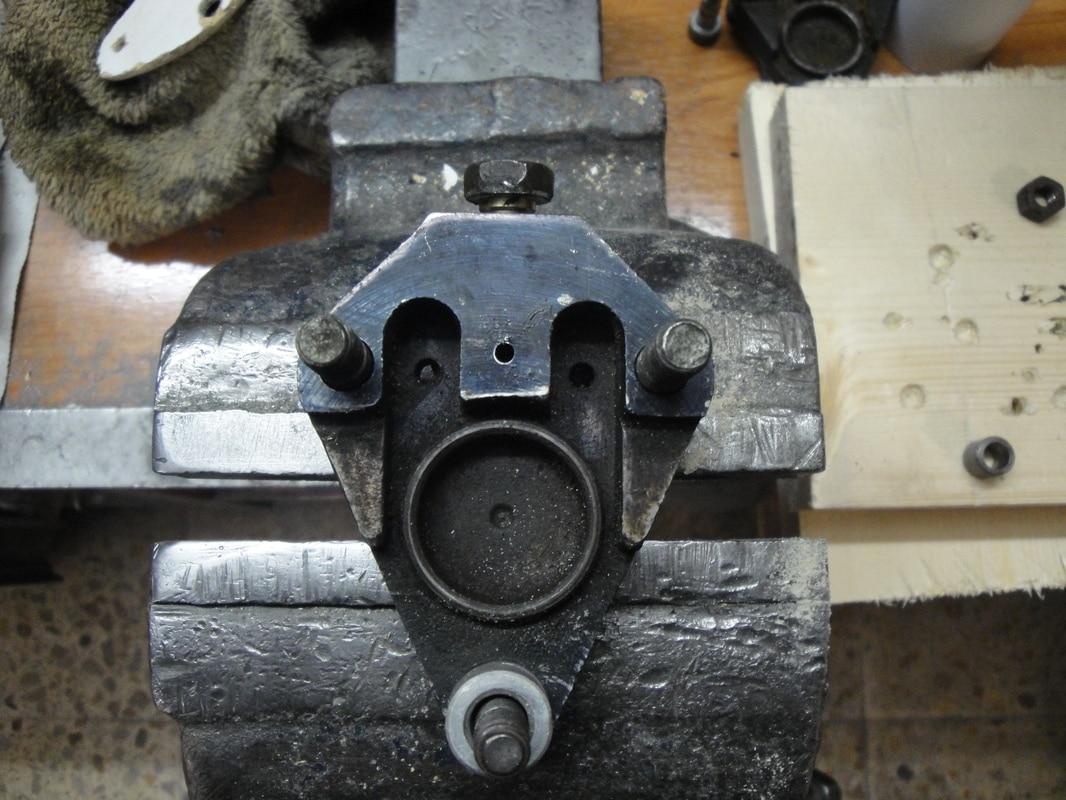 Embrague hidraulico en Bultacos. DSC04712