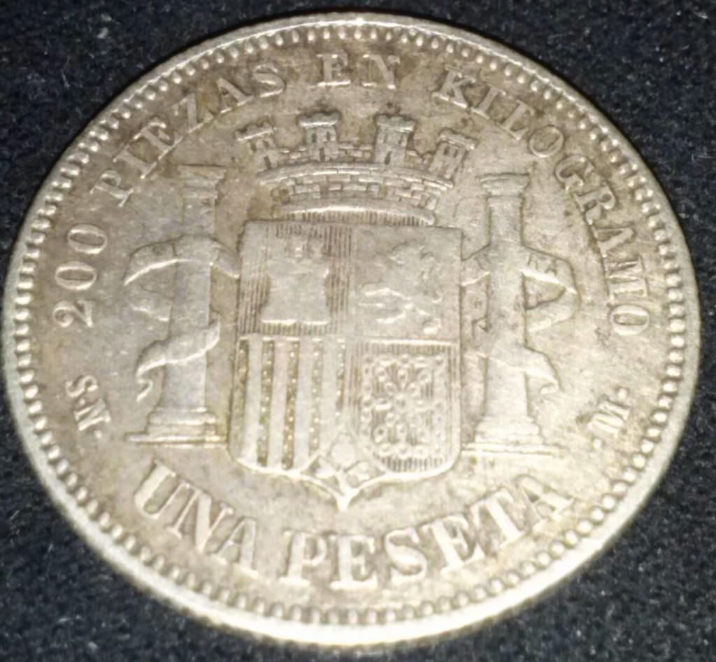 1 peseta 1870 *18 *70 CAM00204_1