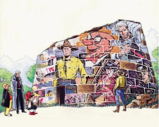 Festival Internazionale del Fumetto a Norbello Image
