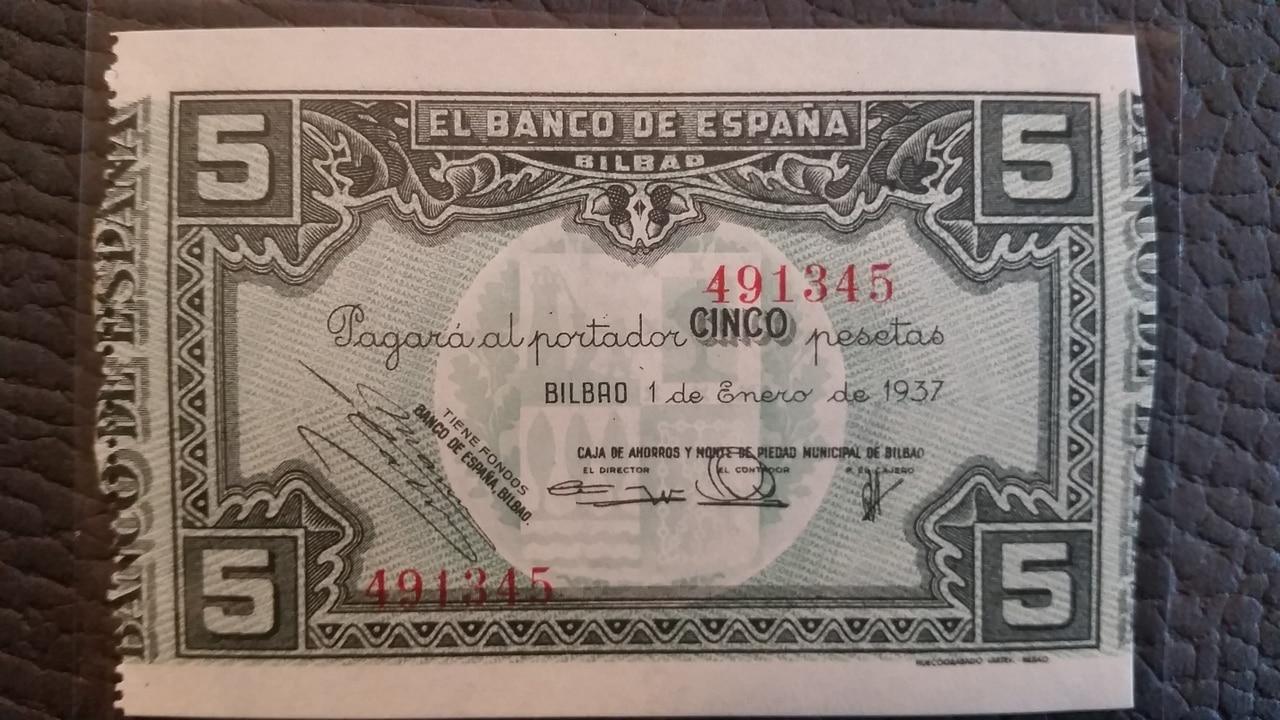 Colección de billetes españoles, sin serie o serie A de Sefcor pendientes de graduar - Página 2 20161217_115310