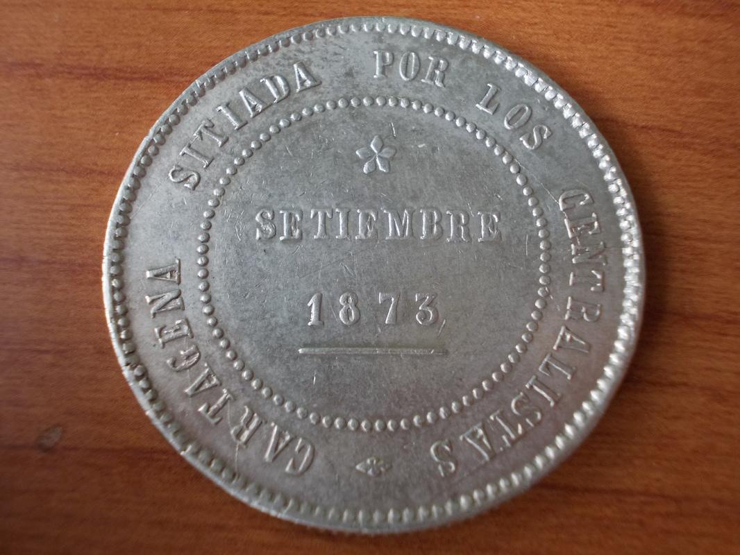 5 Pesetas 1.873. Revolución Cantonal de Cartagena DSCN1062