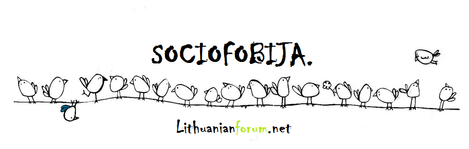 Sociofobija.Lithuanianforum.net