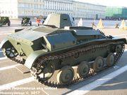 Советский легкий танк Т-60,  Музей битвы за Ленинград, Ленинградская обл. -60_-007