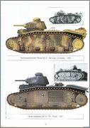 Камуфляж французских танков B1  и B1 bis 055