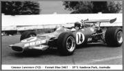 Tasman series from 1971 Formula 5000  71sand14