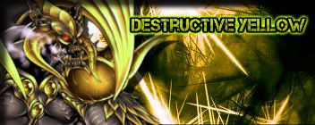 Destructive Yellow