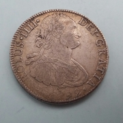 8 reales 1792. Carlos IV. Méjico F.M. 20170127_120155_1
