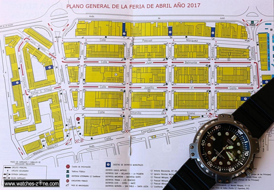 Feria de abril de Sevilla 2017 con mi Marinemaster IMG_6779