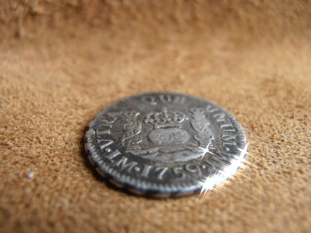 1/2 Real Fernando VI ceca de  Lima(1759) P3040023