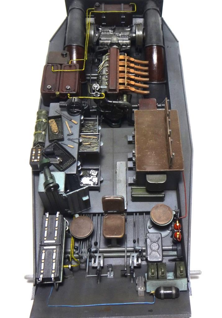 МТП на базе БТР-50ПК ГОТОВО - Страница 4 DSC01038