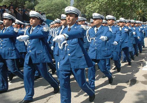 فتح مسابقة توظيف 9000 عون و ضابط شرطة في شهر سبتمبر المقبل Police