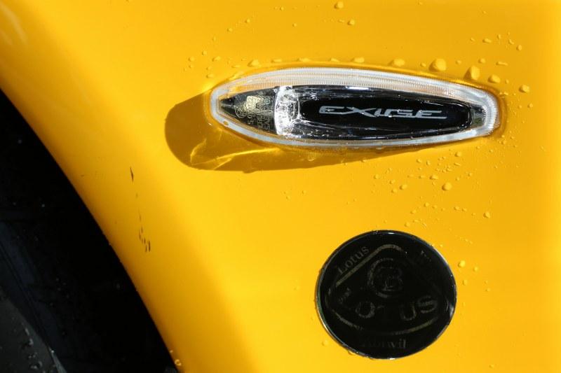 Lotus Exige 3.5 V6 Sport 350, una ventata di freschezza IMG_1290