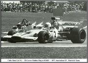 Tasman series from 1971 Formula 5000  71aus02